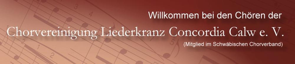 Liederkranz Concordia Calw